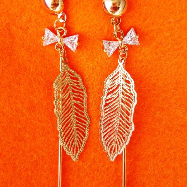 RW200120 - Long Earrings