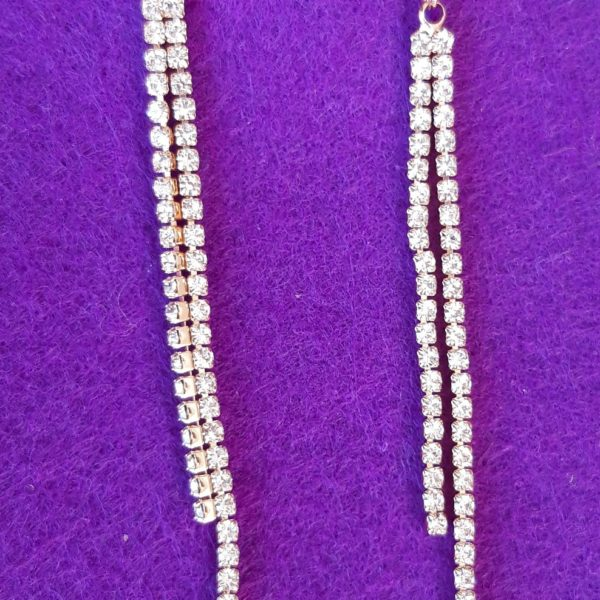 RW200620 - Long Strass Earrings