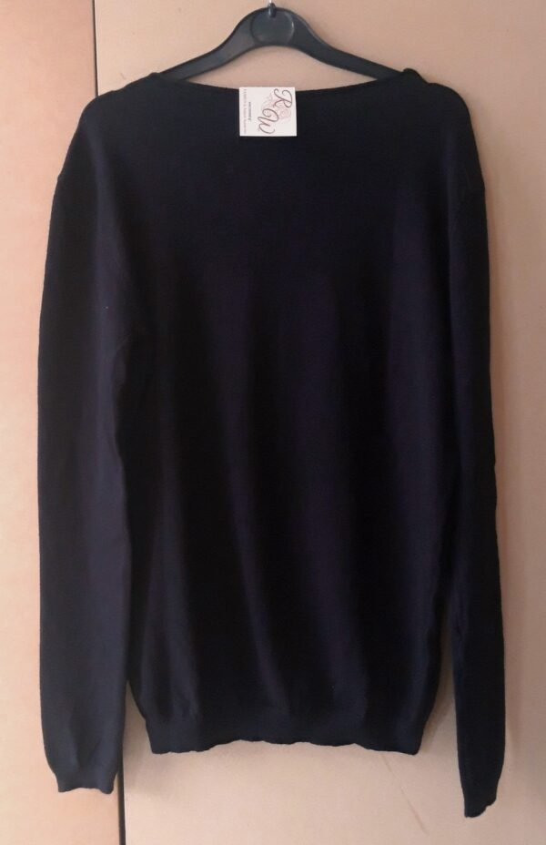 21BL39685 - Sweater 50% Acryl 50% Pol