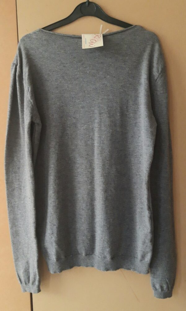 21GR39685 - Sweater 50% Acryl 50% Pol